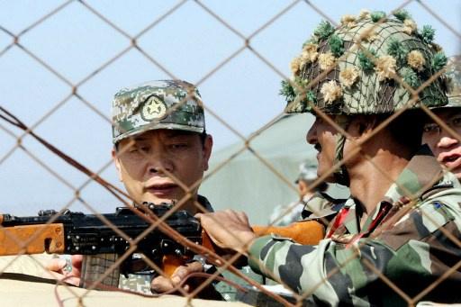 تدريبات صينية هندية مشتركة لمكافحة الإرهاب