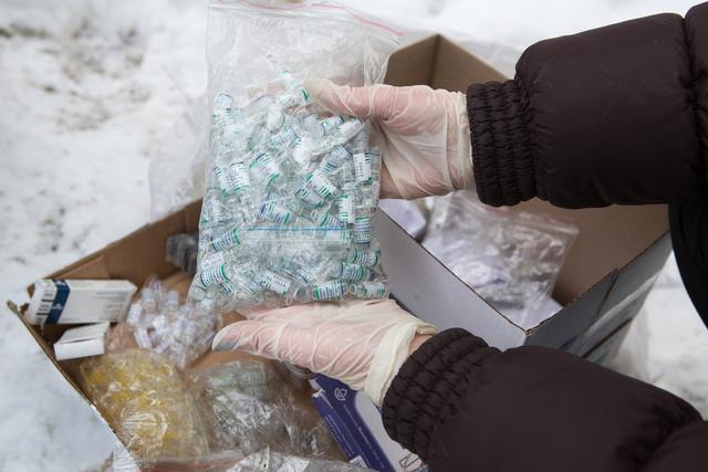 ضبط 140 كيلوغراما من الهيرويين في موسكو