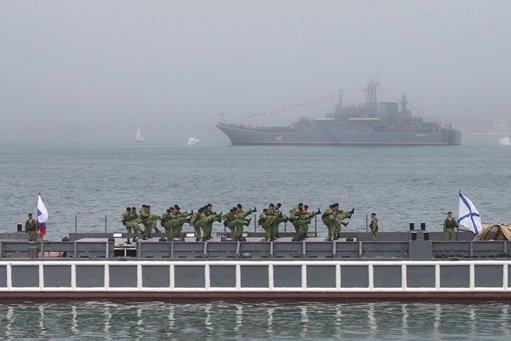 مصدر عسكري: الورشة العائمة التابعة للأسطول الروسي ستغادر قريبا ميناء طرطوس السوري