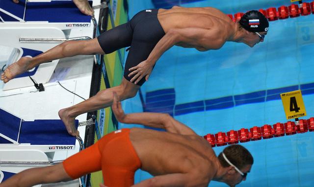 روسيا تحصد 4 ذهبيات و3 فضيات في بطولة العالم للسباحة القصيرة