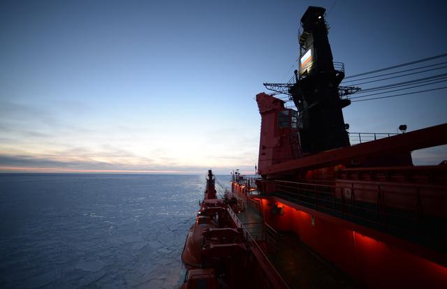 روسيا تخطط لإنشاء وحدة خفر سواحل للقيام بأعمال الدورية في القطب الشمالي