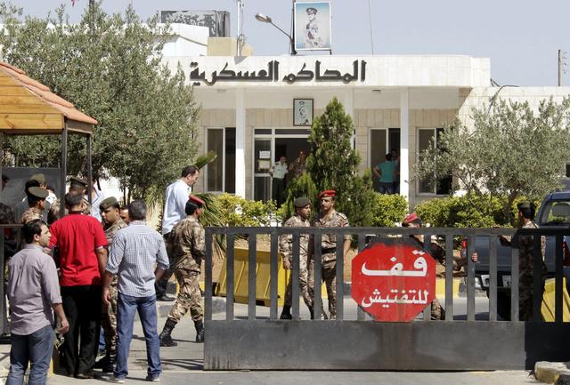 الحكم بالسجن على جهادي وطبيب أردنيين تسللا الى سورية