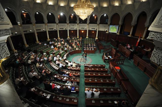 مراسلتنا: نواب المعارضة التونسية يعلقون نشاطهم داخل المجلس التأسيسي