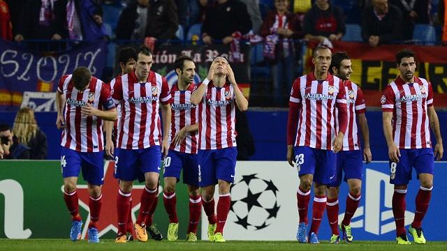 اتلتيكو مدريد يكتسح أوستريا ويبلغ ثمن نهائي دوري الأبطال