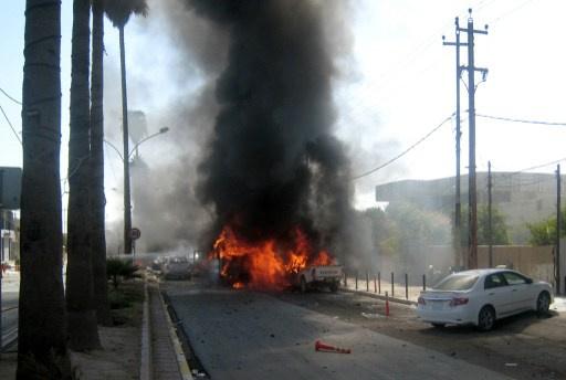 أعمال عنف في العراق تودي بحياة 15 شخصا بينهم 7 رجال أمن