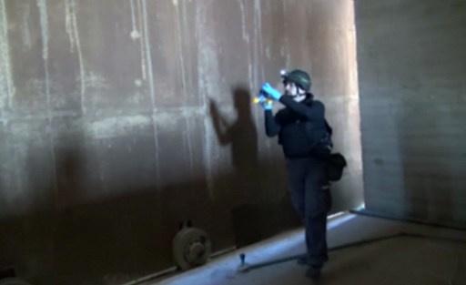 بان كي مون: التخلص من الكيميائي السوري يجب أن يتم وفق ضمانات بيئية صارمة