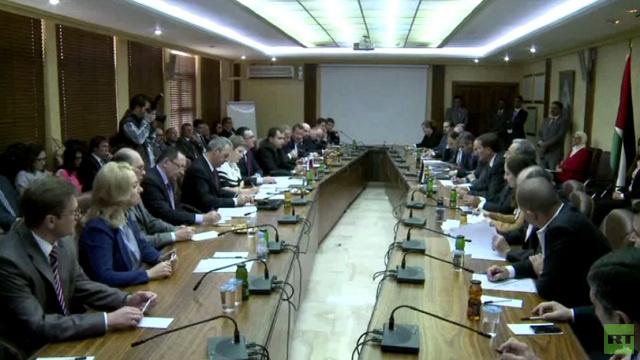 روسيا والأردن توقعان بروتوكولا للتعاون التجاري والاقتصادي والتنموي