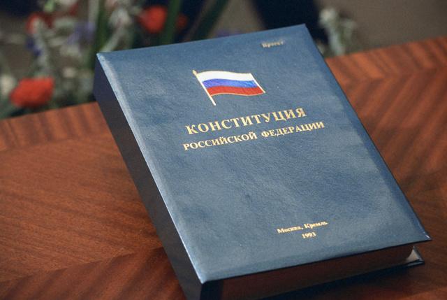 بوتين: يجب عدم التوقيع على اتفاقيات دولية تعارض دستور البلاد