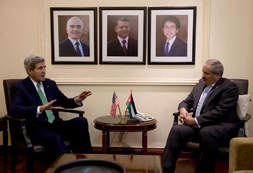 كيري: ملتزمون بالحل النهائي للأزمة السورية وسنحدد موعد
