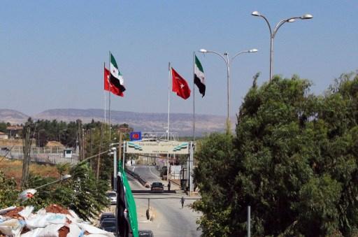 الشرطة التركية تضبط 1,2 ألف رأس للصواريخ قرب الحدود مع سورية
