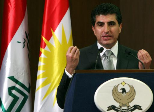 اعادة انتخاب نيجيرفان برزاني رئيسا لحكومة كردستان لولاية ثالثة