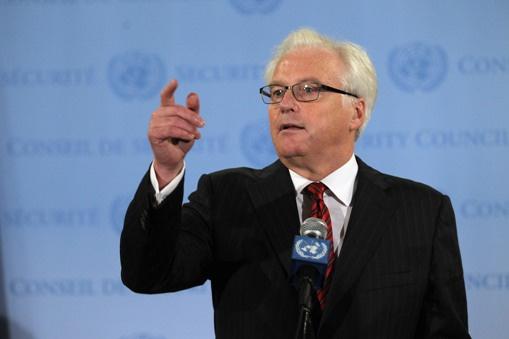 تشوركين: زيادة عدد الأعضاء في مجلس الأمن الدولي سيعقد عملية اتخاذ القرارات
