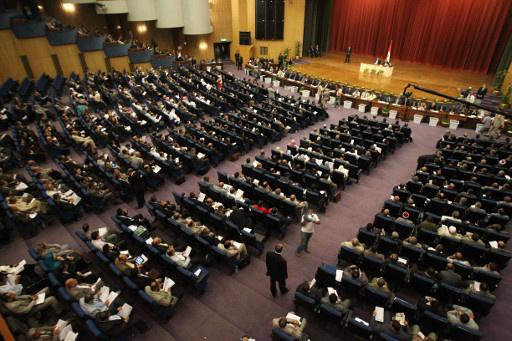 لجنة الـ50 تقرر إلغاء مجلس الشورى في مشروع الدستور المصري