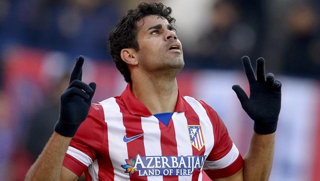 دييغو كوستا لأول مرة بقميص الماتادور الإسباني