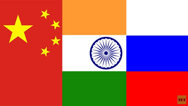 وزراء خارجية روسيا والصين والهند يناقشون في دلهي القضايا الاقليمية والدولية الملحة