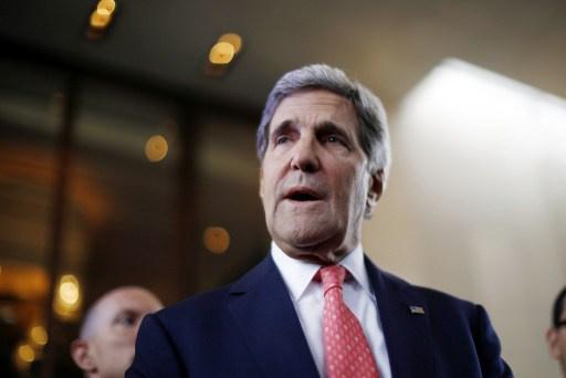 كيري: المفاوضات مع إيران تجري بنشاط لكنها لم تتوصل بعد إلى اتفاق