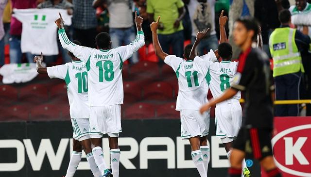نيجيريا بطلة العالم للناشئين للمرة الرابعة في تاريخها
