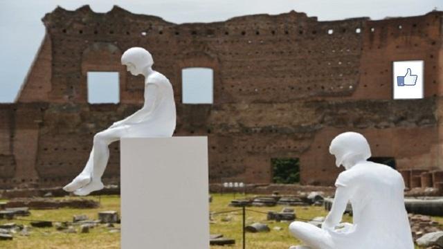 الرومان أول من اخترع