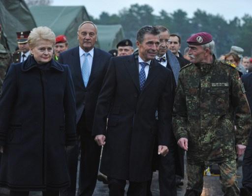 اختتام مناورات الناتو في اوروبا بمشاركة 6 آلاف عسكري