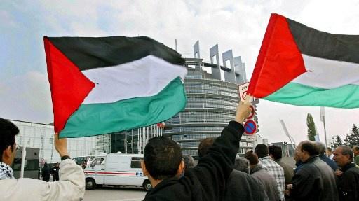 بلجيكا ترفع مستوى تمثيل الفلسطينيين الى مستوى بعثة