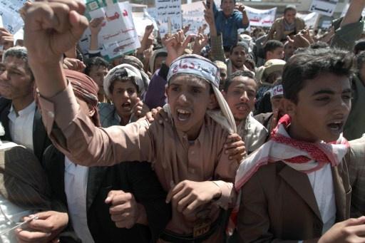 استمرار الاشتباكات بين الحوثيين والسلفيين في شمال اليمن