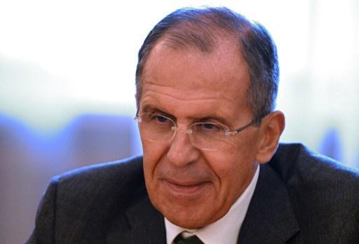 لافروف: مفاوضات السداسية وايران ستكون على قاعدة التسلسلية والتوافقية