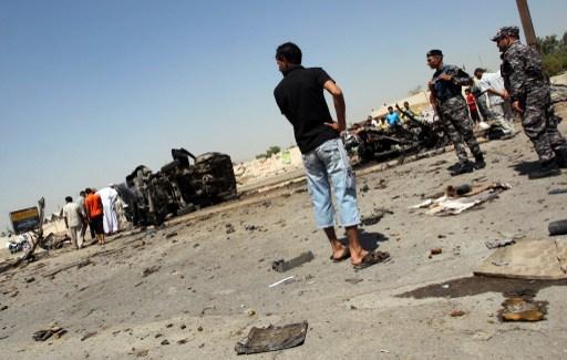 مراسلنا: سقوط قتلى وجرحى في سلسلة هجمات في العراق