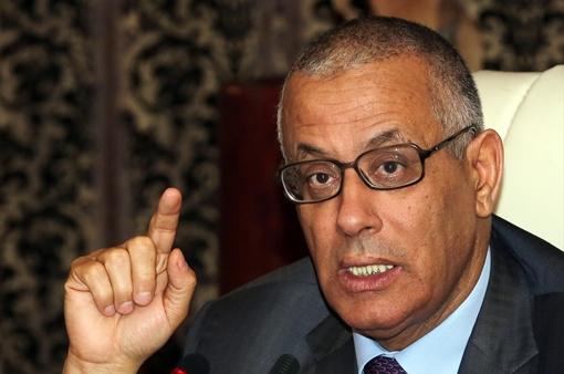 زيدان: لن نقبل بانتهاك سيادة الدولة او بأن يحتجز شخص منشآت النفط