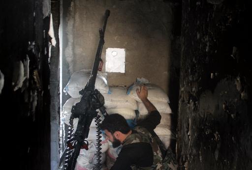 ارهابيون يعدمون عضوا في البرلمان السوري