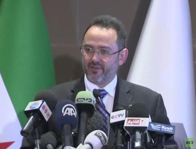 المتحدث باسم الائتلاف السوري: لا مكان للاسد في اي عملية سياسية وهذا ليس شرطا مسبقا