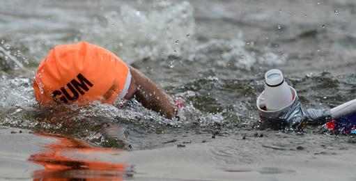انطلاق ماراثون سباحة خيري في تركيا لمساعدة أطفال سورية