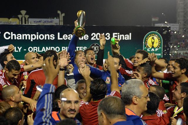 للمرة الثامنة... الأهلي المصري بطلاً لدوري أبطال القارة السمراء
