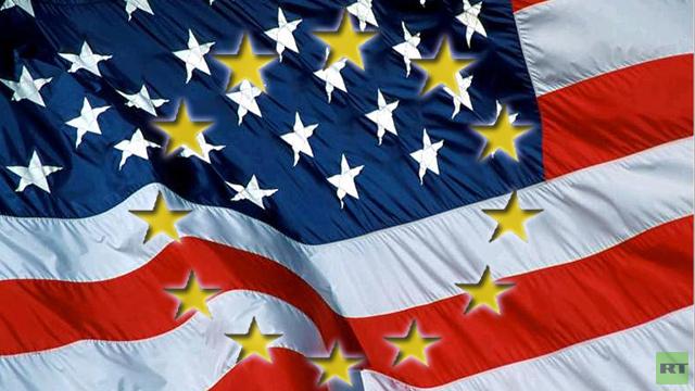 استئناف المفاوضات الأمريكية الأوروبية حول إنشاء أكبر منطقة تجارة حرة في العالم