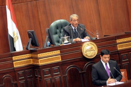 لجنة الخمسين تقر تعديلا دستوريا في كيفية إختيار رئيس الوزراء في مصر