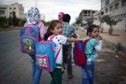 مقتل 9 أطفال واصابة آخرين بسقوط قذائف هاون على القصاع وباب شرقي في دمشق