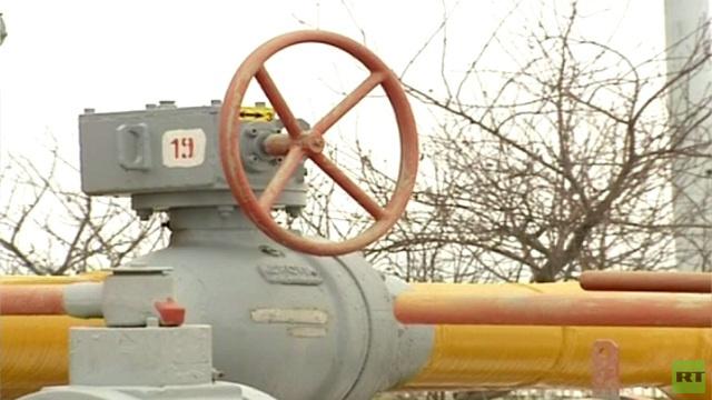 أوكرانيا تتوقف عن شراء الغاز الروسي
