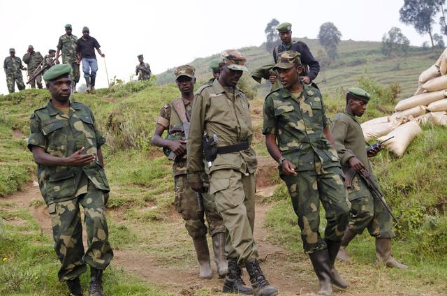 حكومة الكونغو الديمقراطية توقع اتفاقية سلام مع المتمردين