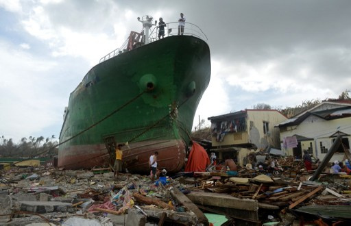 الأمم المتحدة تدعو لجمع 300 مليون دولار لمساعدة المتضررين من إعصار