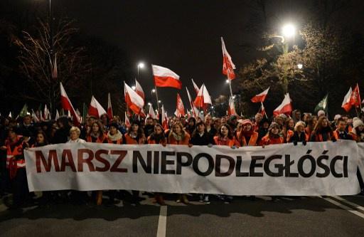 موسكو تطالب السلطات البولندية بتقديم اعتذار رسمي بصدد الهجوم على السفارة الروسية في وارسو