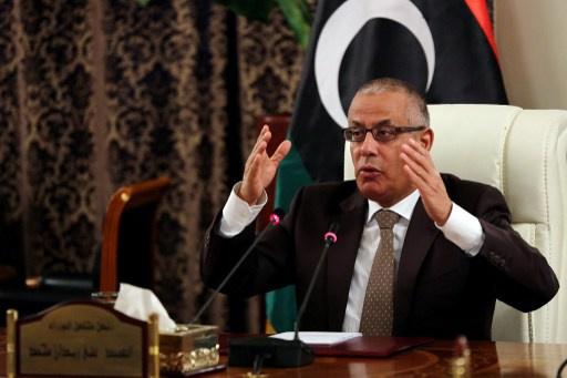 زيدان يزور بنغازي ويعلن تقديم الدعم اللوجستي لقواتها الأمنية