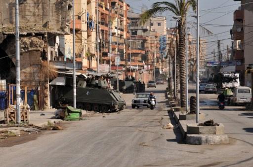 اغتيال رجل دين في مدينة طرابلس شمال لبنان