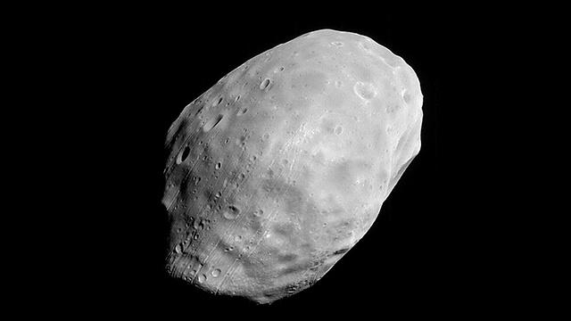 رحلة فضائية إلى فوبوس قمر المريخ يمكن أن تتكرر