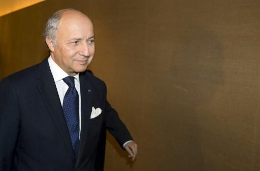 فابيوس: قرار الائتلاف الوطني السوري المشاركة في