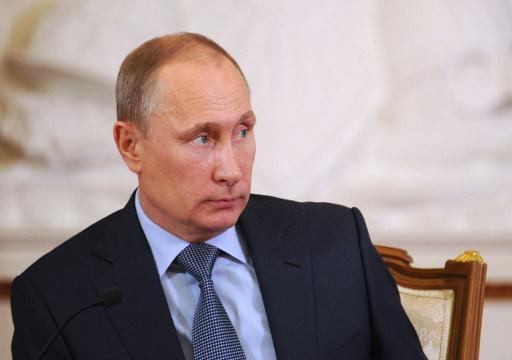بوتين: يجب استئناف المفاوضات حول الملف النووي لكوريا الشمالية من دون شروط مسبقة
