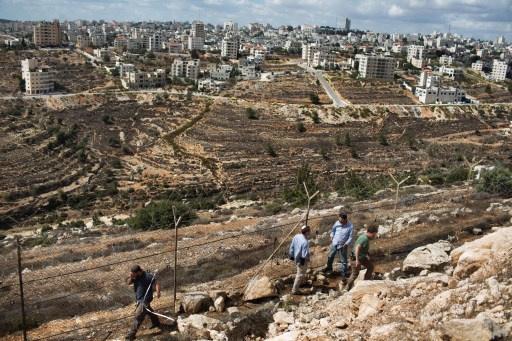 بناء 20 ألف وحدة استيطانية جديدة في شمال القدس