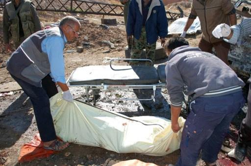 مقتل امرأة واصابة 20 آخرين بسقوط قذائف هاون على أحياء دمشق