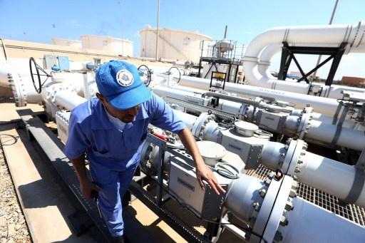 توقف تدفق الغاز الليبي إلى إيطاليا