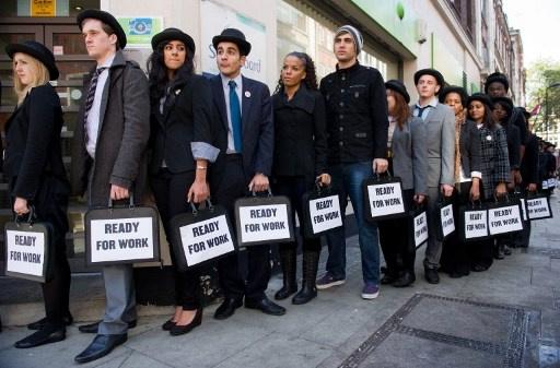 معدل البطالة في بريطانيا ينخفض إلى أدنى مستوى منذ عام 2009