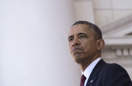 انخفاض شعبية أوباما في الولايات المتحدة إلى أدنى مستوياتها
