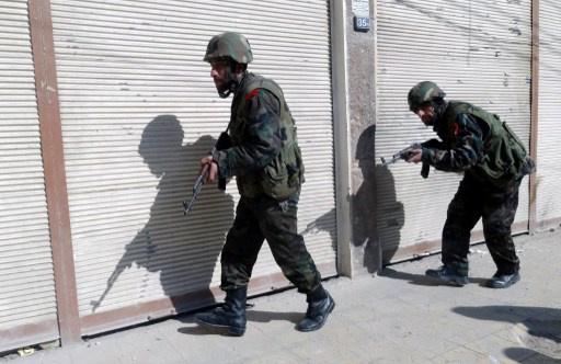 الجيش يتقدم في أحياء حلب ويسيطر على الحجيرة في ريف دمشق